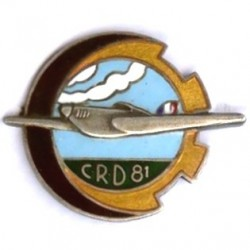 CRD 81 , croissant marron,...