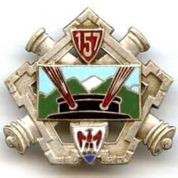 157° Rgt d' Artillerie de...