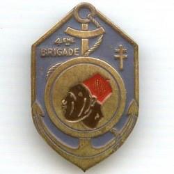 4° Brigade / 1° DFL, peint