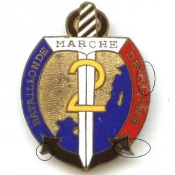 2° Bataillon de Marche de...