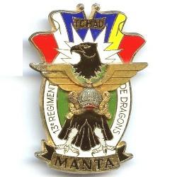 13° RDP Tchad Manta,...