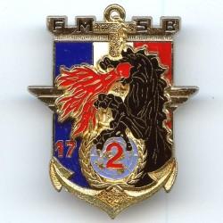 17° RGP / 2° Cie FMSB 1983