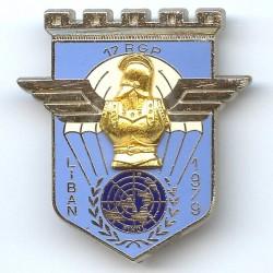 17° RGP / 3° Cie Liban 79