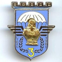 17° RGP / 3° Cie Liban 1981