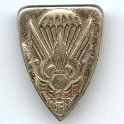 1° BEP, 28x38, métal chromé...